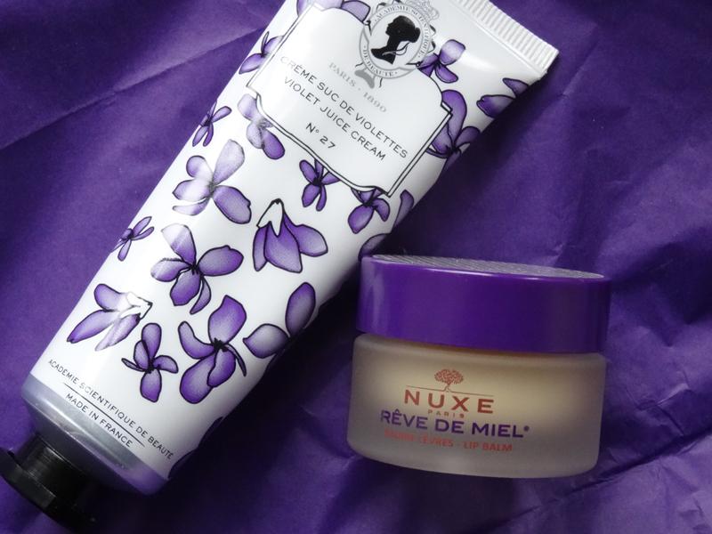 beautyblog-academie-violet-juice-creme-nuxe-reve-de-miel