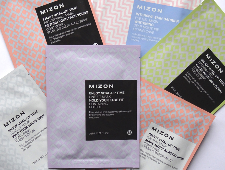 beautyblog-mizon-masker
