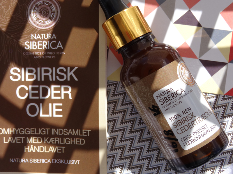 BeautyBlog-natura-siberica-ceder-olie-gratis